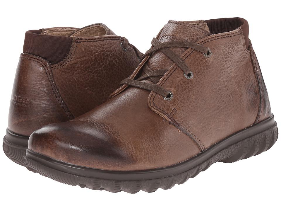 Bogs - Eugene Leather Chukka (Mocha Multi) Men's Boots