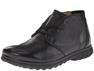Bogs Eugene Leather Chukka (Black)