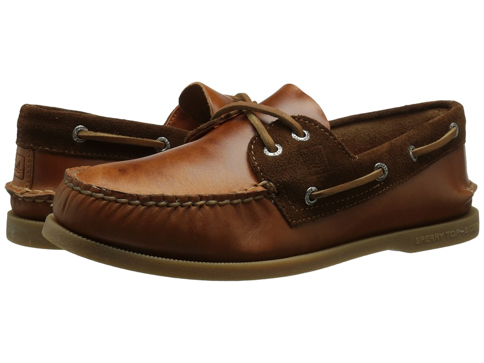 Sperry Top-Sider - A/O 2-Eye Cyclone (Tan) Men's Lace up casual Shoes