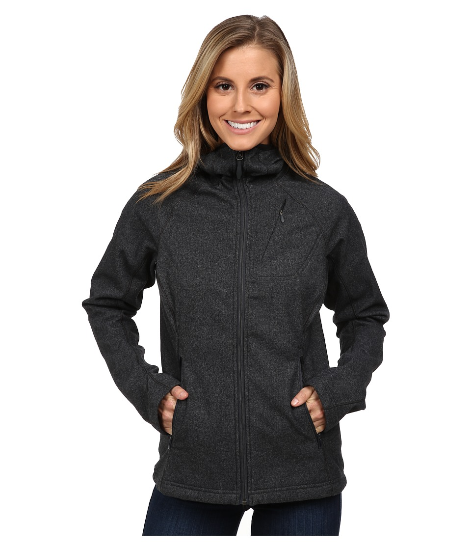 adidas Outdoor - Luminaire Jacket (Black) Women's Coat
