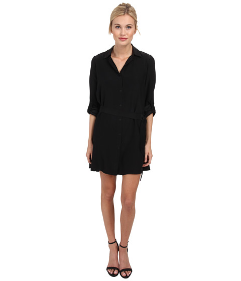 Amanda Uprichard - Victoria Dress (Black) Women