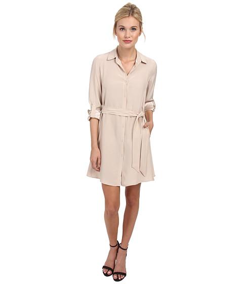 Amanda Uprichard - Victoria Dress (Bone) Women's Dress