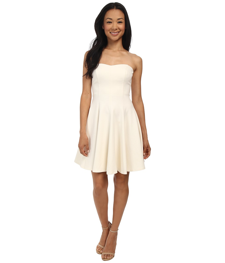 Amanda Uprichard Capri Dress (Ivory) Women