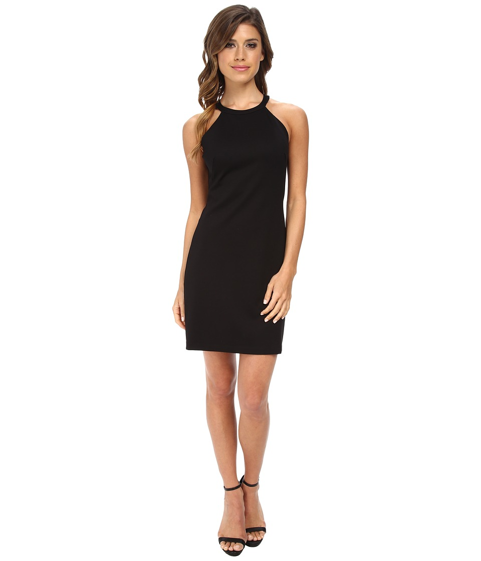 Amanda Uprichard - Portia Dress (Black) Women's Dress