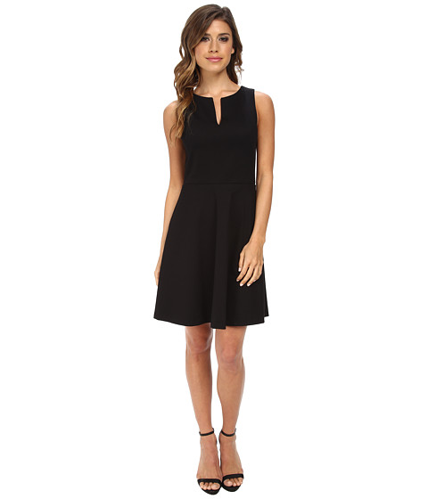 Amanda Uprichard - Astor Dress (Black) Women's Dress