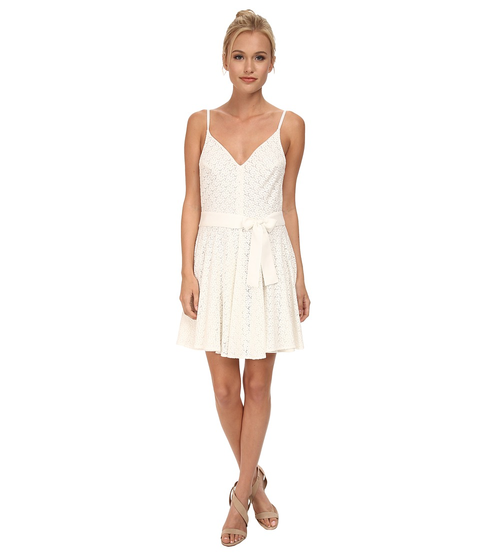 Amanda Uprichard Daisy Haley Dress (Ivory) Women