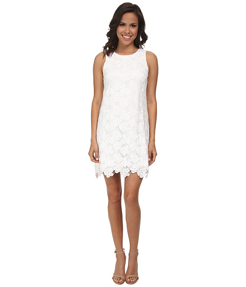 Amanda Uprichard - Lace Shift Dress (Flower Lace) Women's Dress