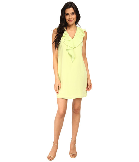 Amanda Uprichard - Cassey Sheath Dress (Pear) Women's Dress