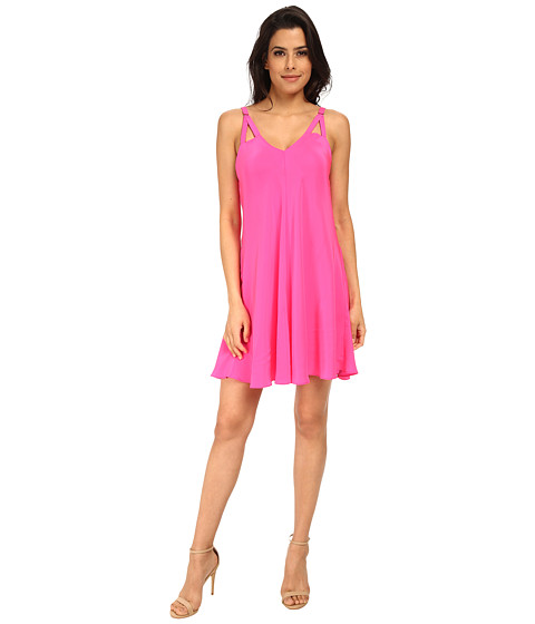 Amanda Uprichard - Titanic Dress (Pink Lacquer) Women's Dress