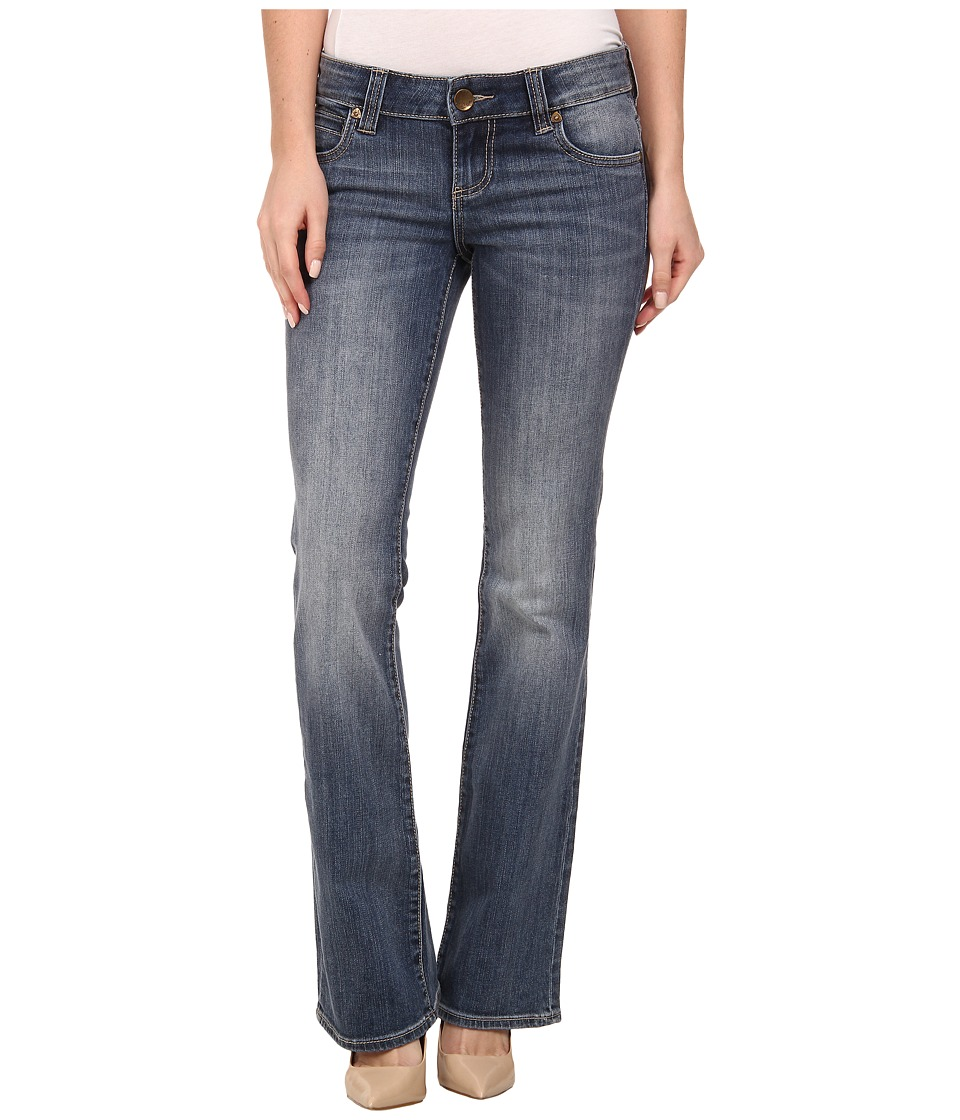 KUT from the Kloth - Natalie High Rise Bootcut (Joyful/Medium Base Wash) Women's Jeans
