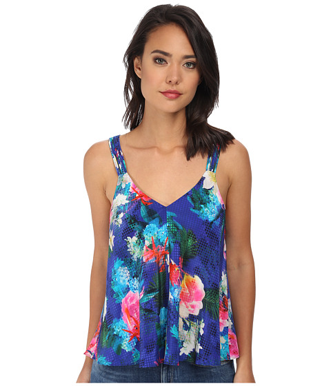 Amanda Uprichard - Rainbow Cami (Island Print) Women's Sleeveless