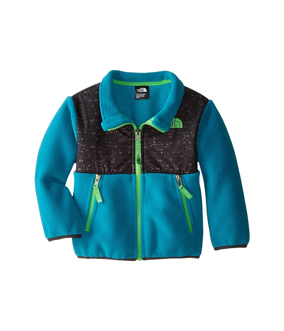 The North Face Kids - Denali Jacket (Toddler) (Recycled Enamel Blue) Boy's Coat
