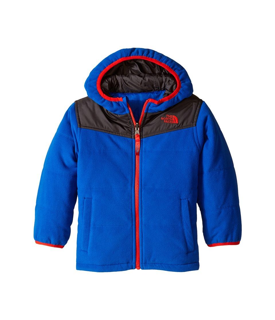 The North Face Kids - Reversible True Or False Jacket (Toddler) (Monster Blue) Boy's Coat
