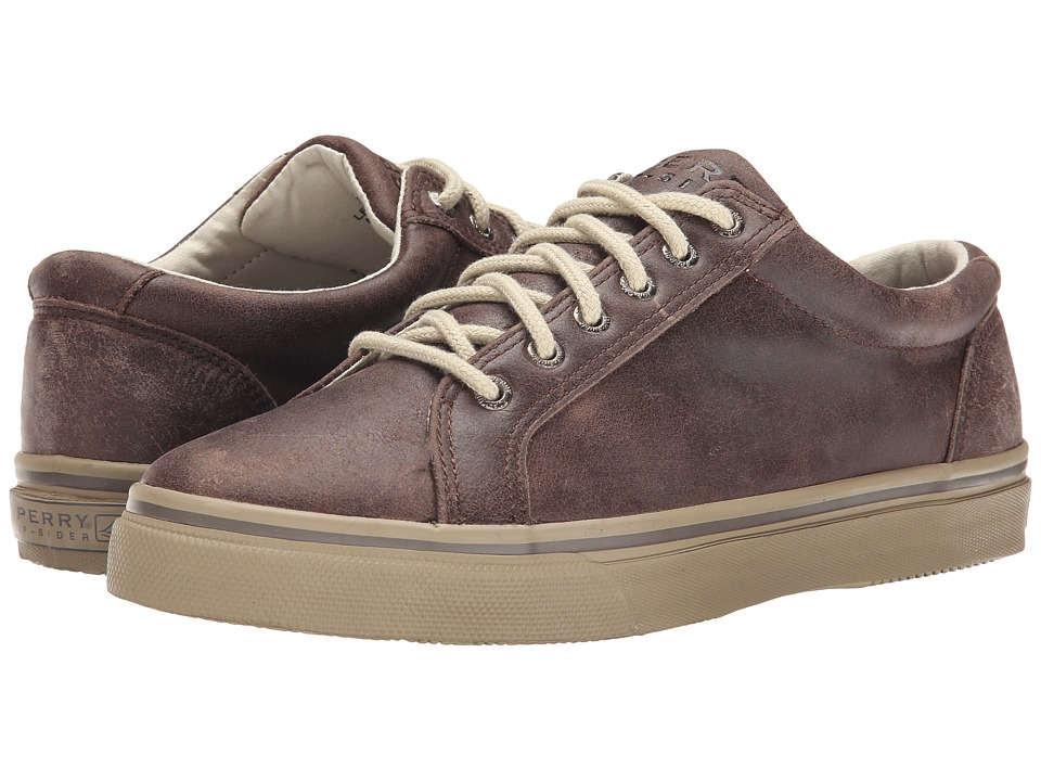 Sperry Top-Sider - Striper LTT Leather (Brown) Men