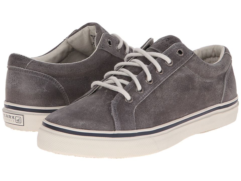 Sperry Top-Sider - Striper LTT Leather (Grey) Men
