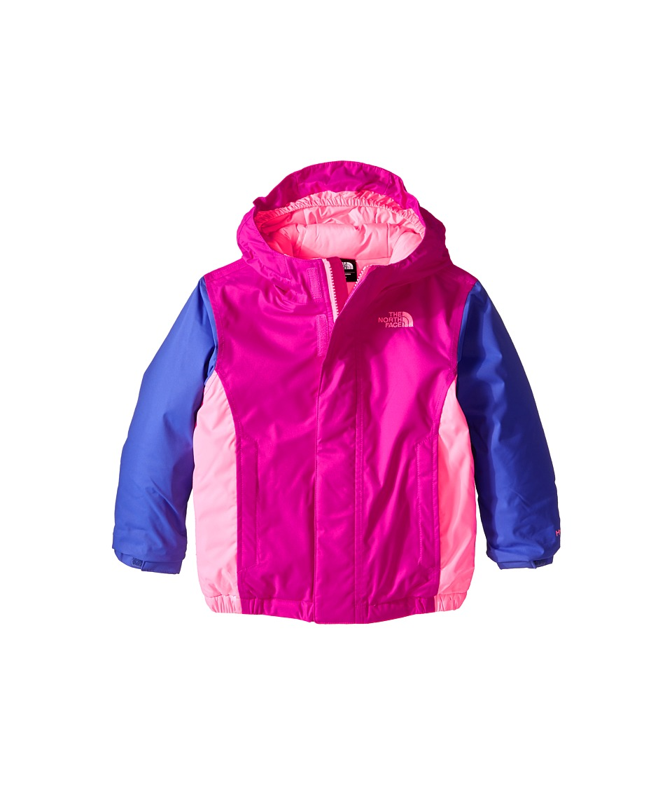 The North Face Kids - Delea Insulated Jacket (Toddler) (Luminous Pink) Girl's Coat