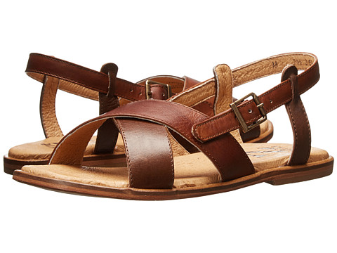 Type Z - Angelina (Cognac/Brown Leather) Women