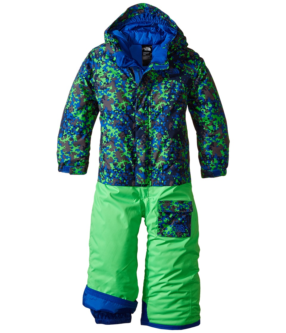 The North Face Kids - Insulated Jumpsuit (Toddler) (Krypton Green) Girl