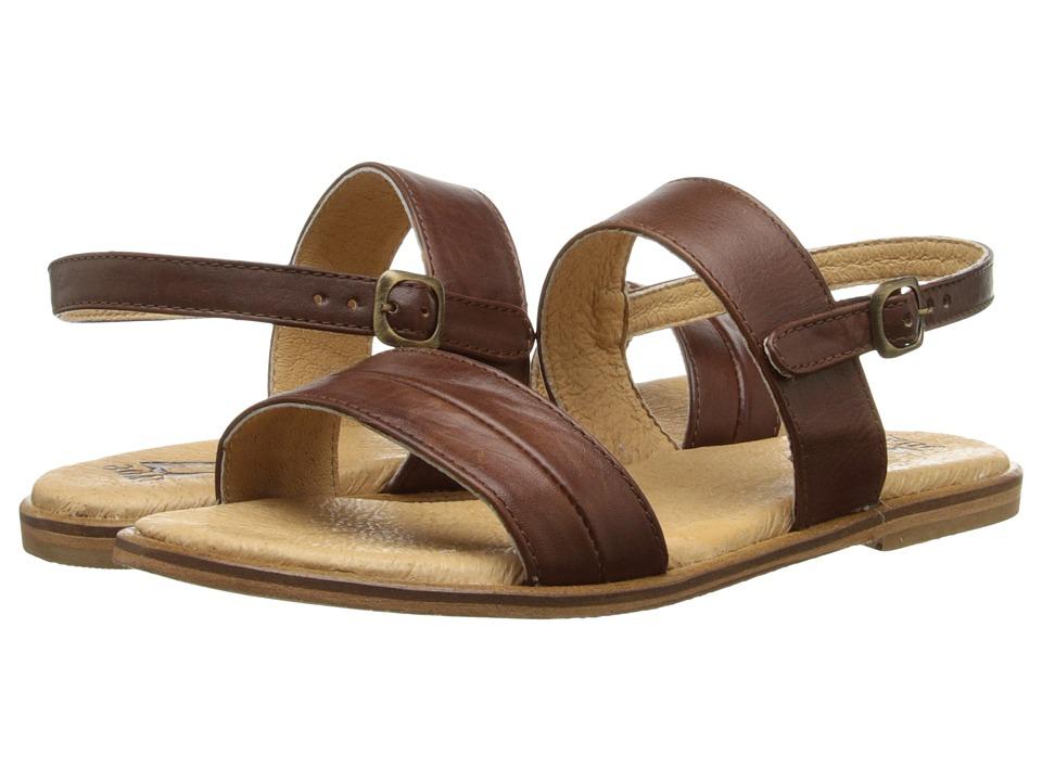 Type Z - Hayden (Cognac Leather) Women's Sandals