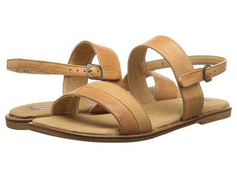 Type Z - Hayden (Taupe Leather) Women's Sandals