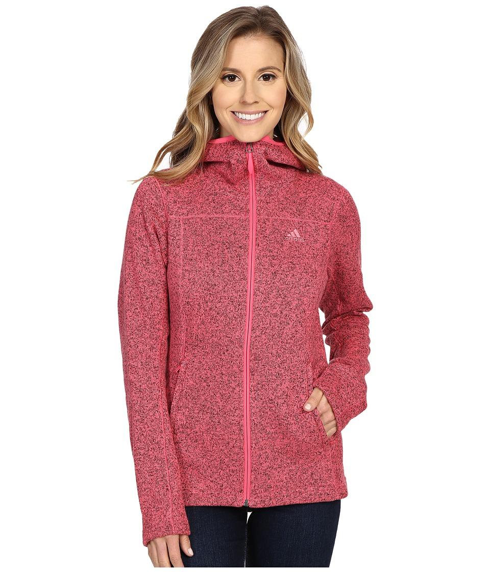 caeb199e2b09 UPC 888590002518 - adidas Outdoor - Hochmoose Hoodie (Super Pink ...
