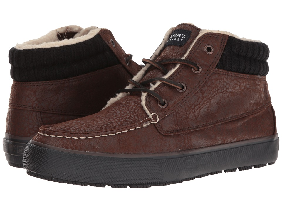 Sperry - Bahama Lug Chukka Bomber (Brown) Men's Lace-up Boots