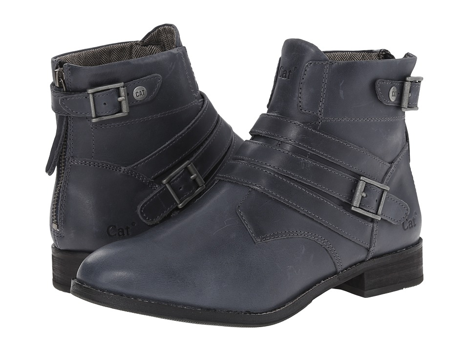 Caterpillar Casual - Vivienne (Navy) Women's Work Boots