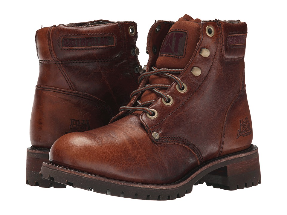 Caterpillar Casual - Sequoia (Rustic) Women's Work Boots