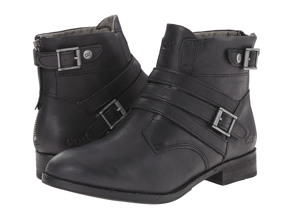 Caterpillar Casual - Vivienne (Black) Women's Work Boots