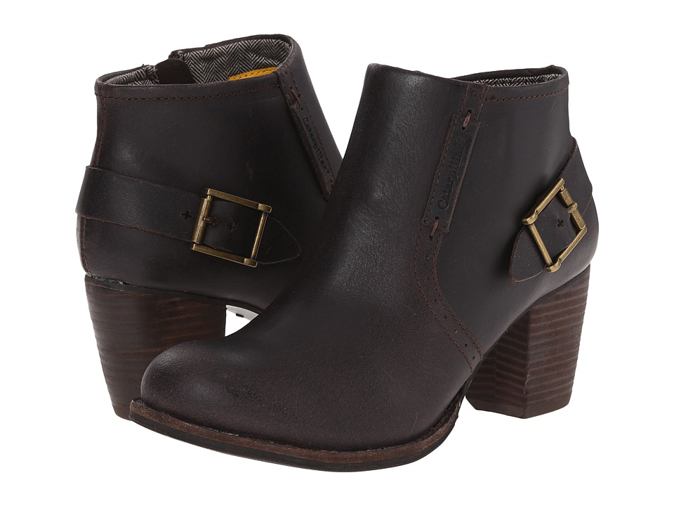 Caterpillar Casual - Annette (Bitter Chocolate) Women's Boots