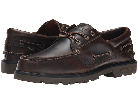 Sperry Top-Sider - A/O Lug 3-Eye (Brown 2) Men's Shoes