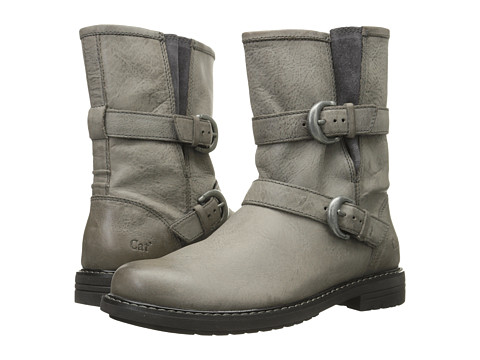 Caterpillar Casual - Realist Hi (Dark Gull Grey) Women's Work Boots