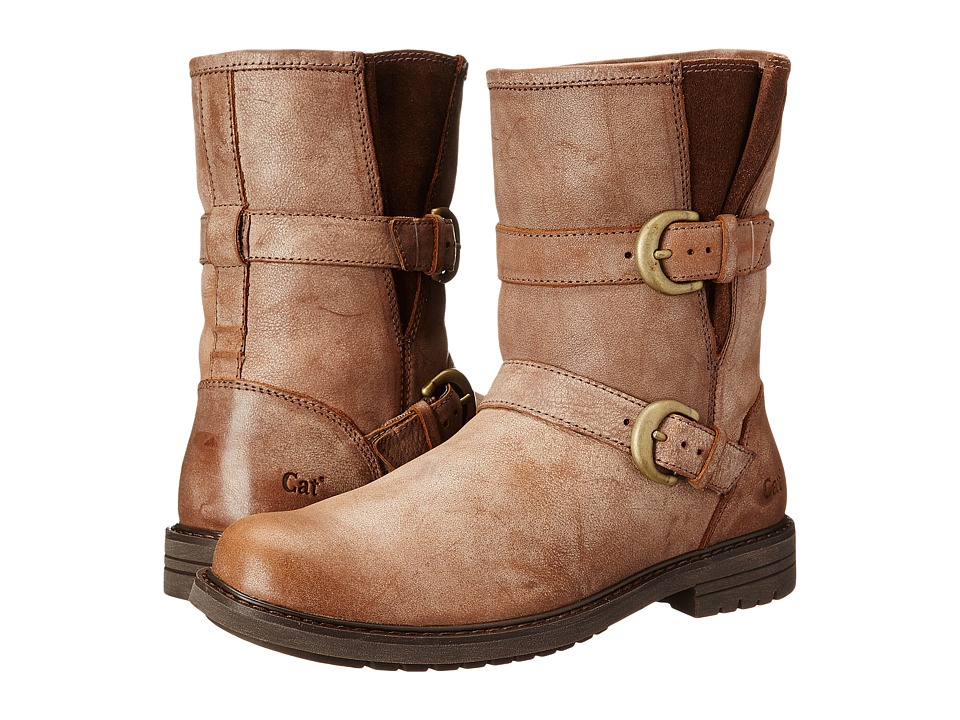 Caterpillar Casual - Realist Hi (Caffe) Women's Work Boots