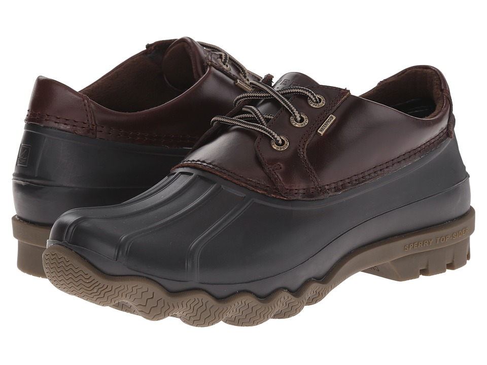 Sperry Top-Sider - Avenue Duck 3-Eye (Black/Amaretto) Men