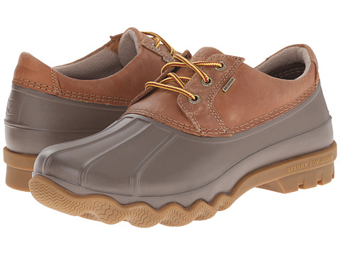 Sperry Top-Sider - Avenue Duck 3-Eye (Tan/Brown) Men's Lace up casual Shoes