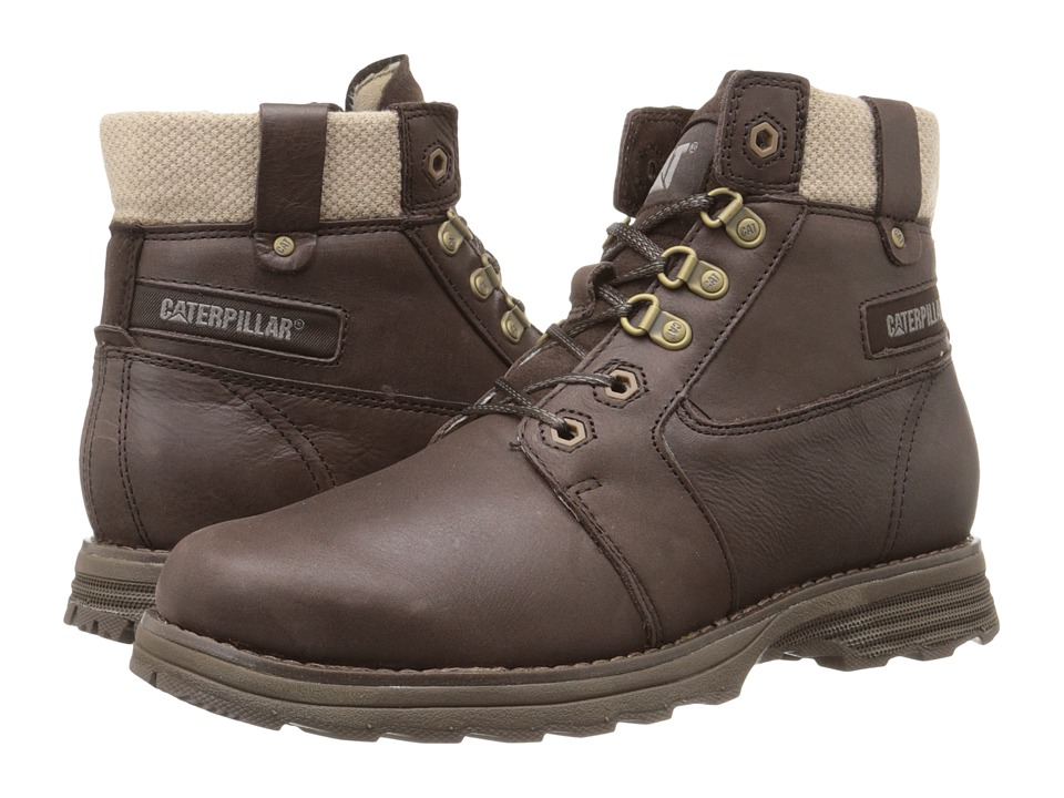 Caterpillar Casual - Charli (Mulch) Women's Work Boots