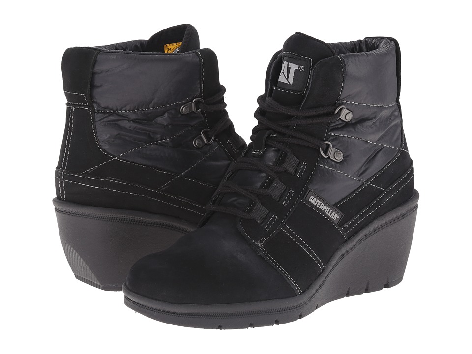 Caterpillar Casual - Harper (Black) Women's Work Boots