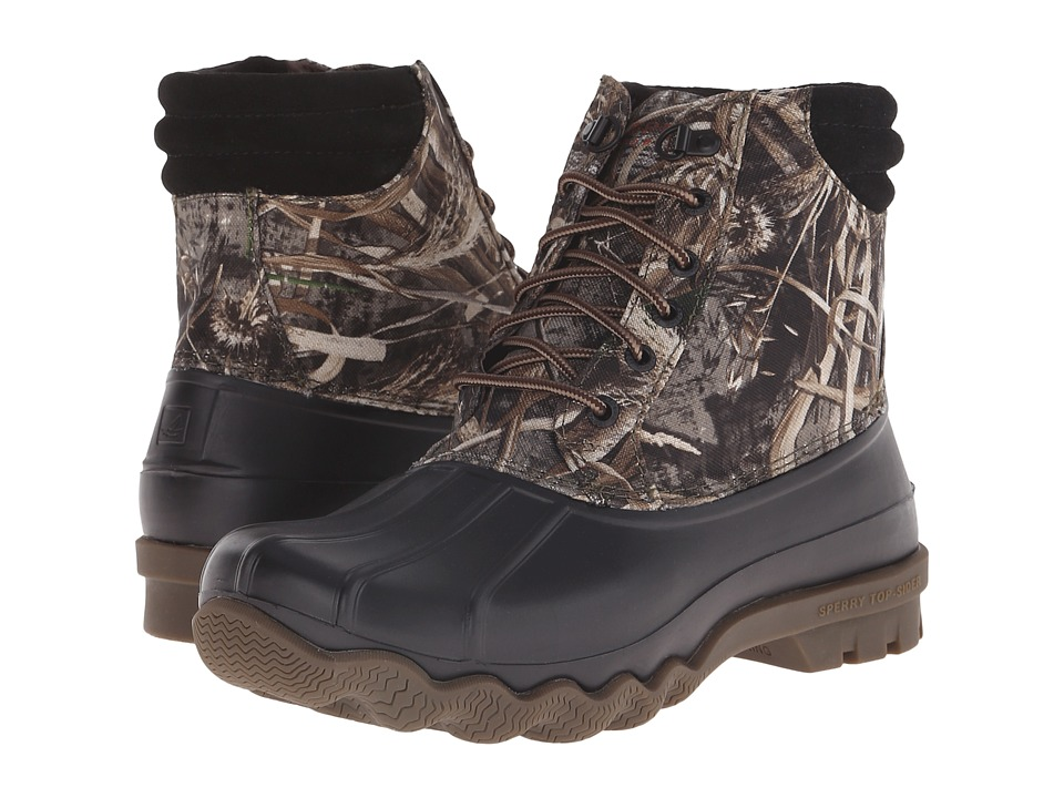 Sperry Top-Sider - Avenue Duck Boot Real Tree CVS (Camo) Men