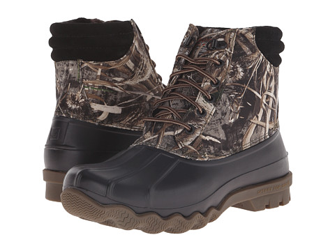 Sperry Top-Sider - Avenue Duck Boot Real Tree CVS (Camo) Men's Waterproof Boots