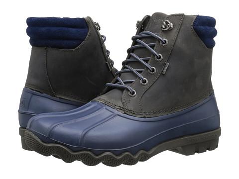 Sperry Top-Sider - Avenue Duck Boot (Grey/Navy) Men
