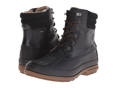 Sperry Top-Sider - Cold Bay Boot (Black/Gum) Men's Boots