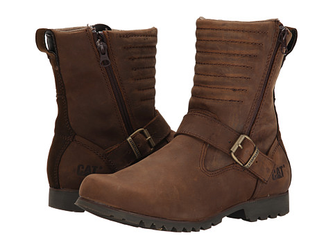 Caterpillar Casual - Darcy WP (Brown Sugar) Women's Work Boots