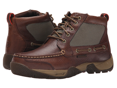 Sperry Top-Sider - Boatyard Chukka (Brown) Men's Lace-up Boots