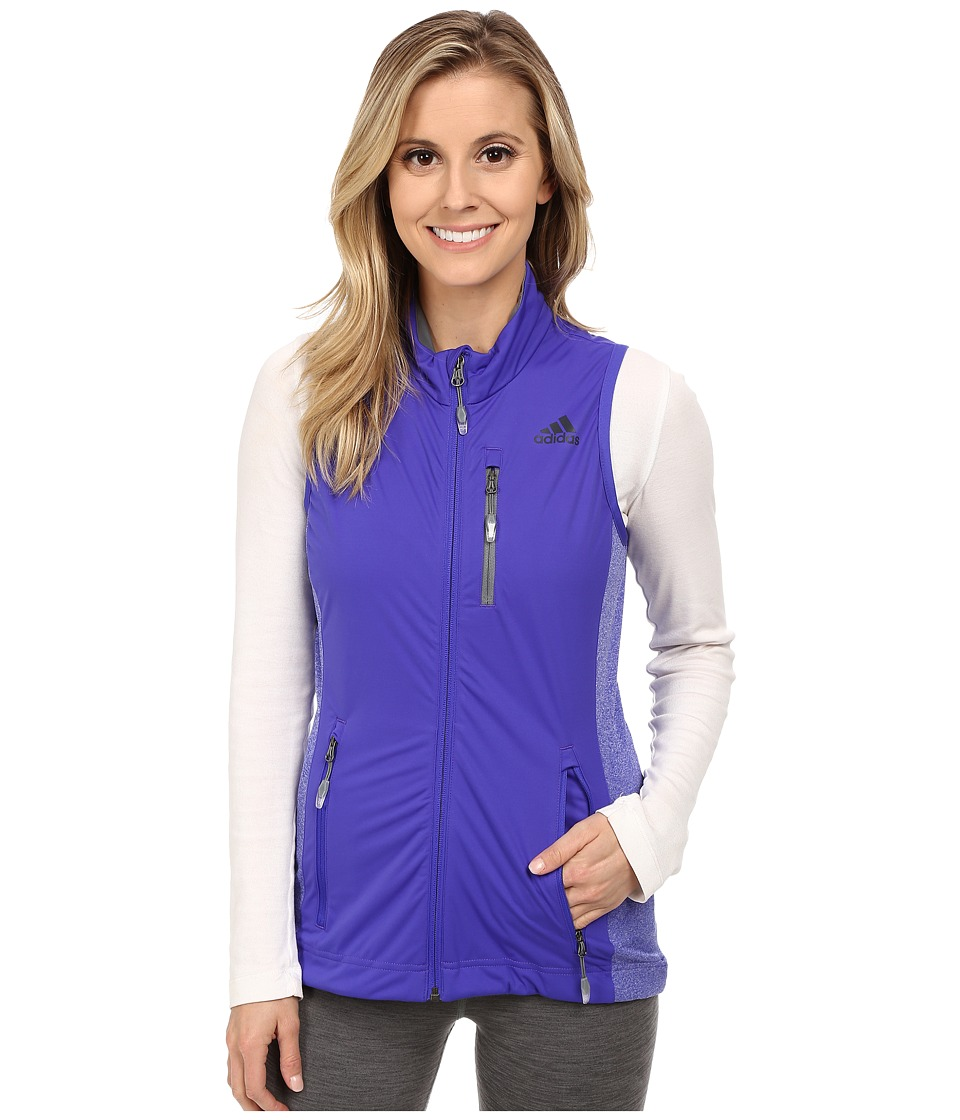 adidas Outdoor - Xperior Vest (Night Flash/Solar Red) Women