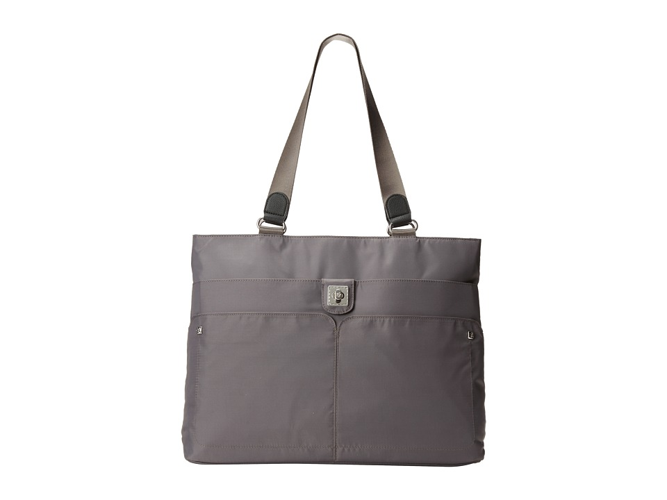 Mosey - Tag A Long (Pewter) Bags