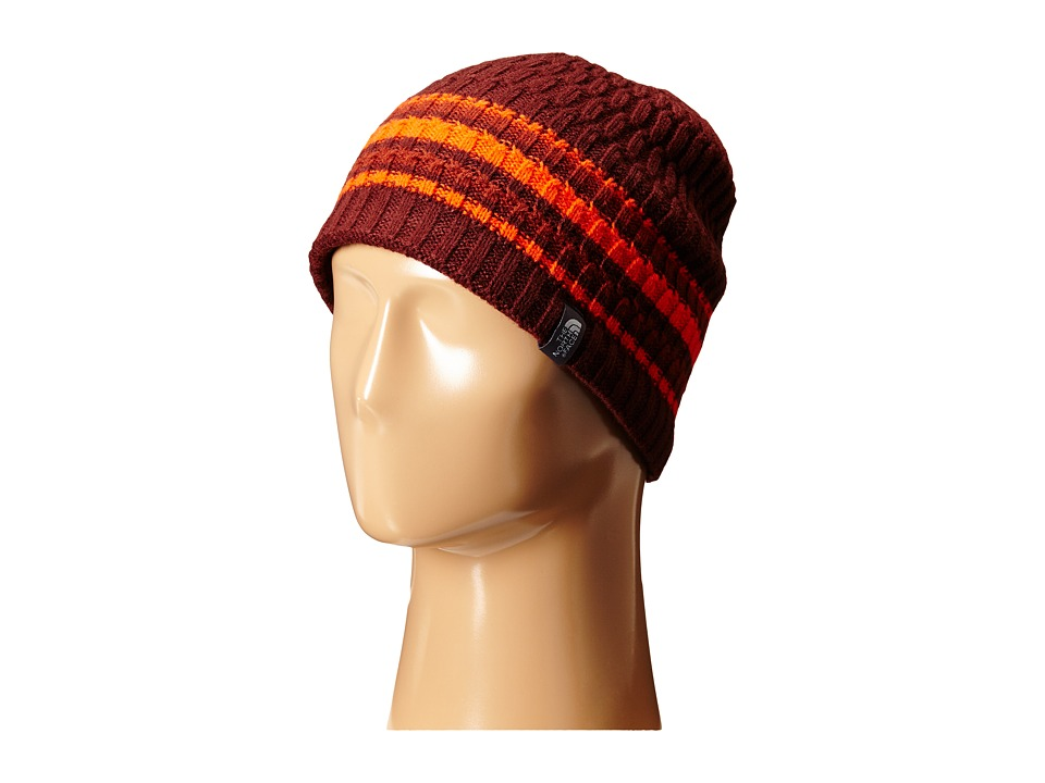 The North Face - The Blues Beanie (Sequoia Red) Beanies