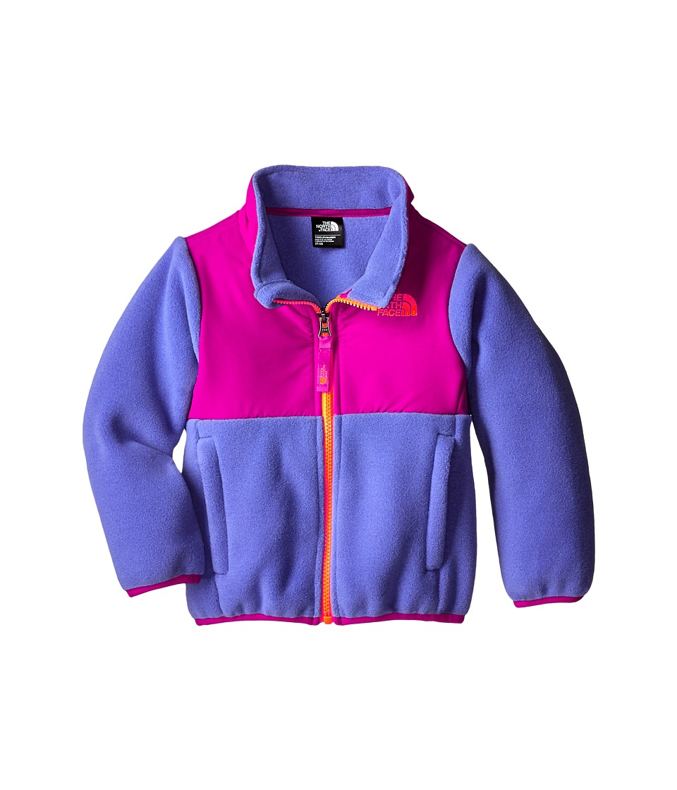 The North Face Kids - Denali Jacket (Toddler) (Recycled Starry Purple) Girl's Coat
