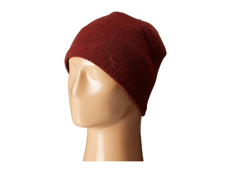 The North Face - Jim Beanie (Sequoia Red Heather) Beanies