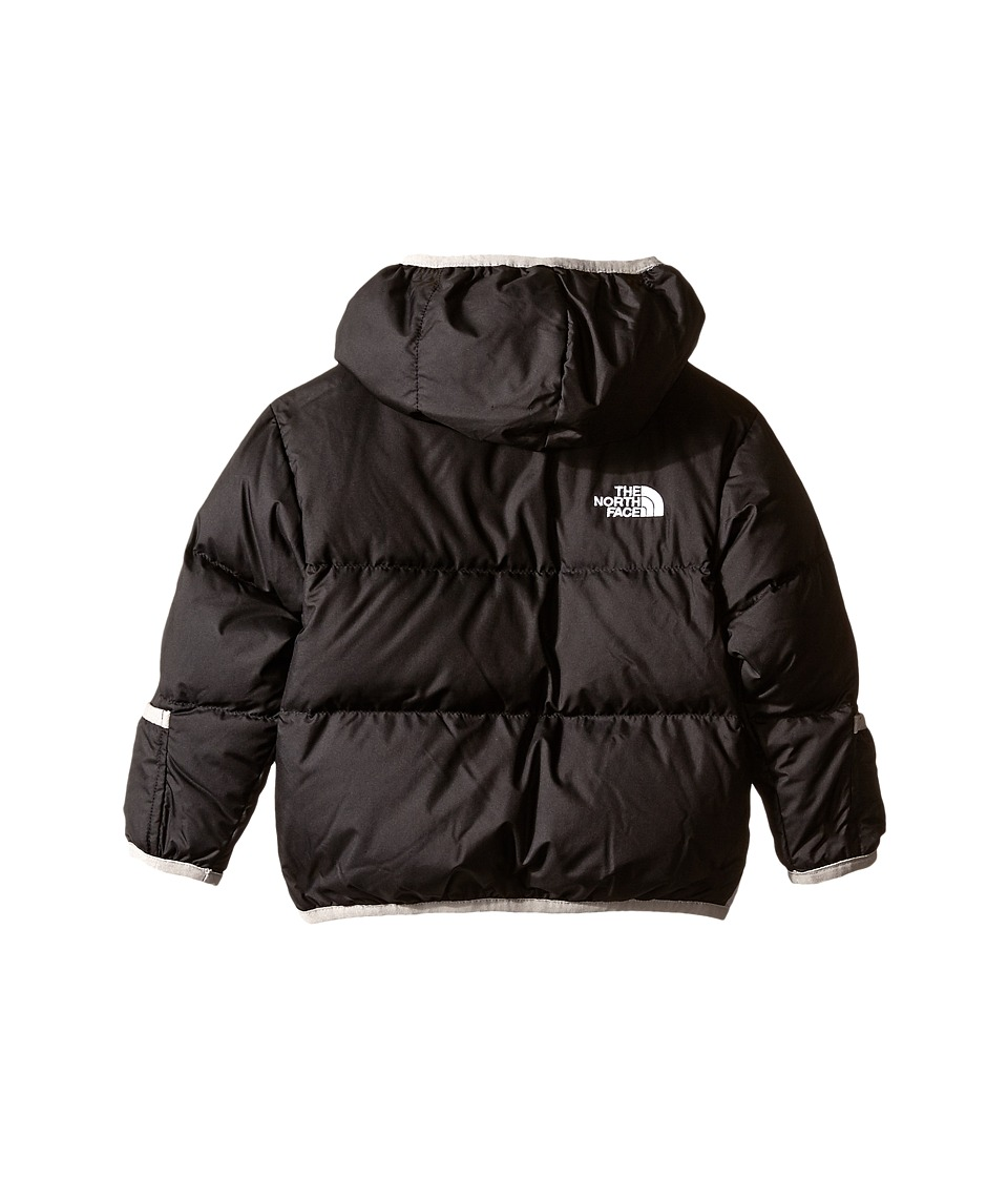 The North Face Kids - Reversible Moondoggy Jacket (Infant) (TNF Black) Kid's Coat