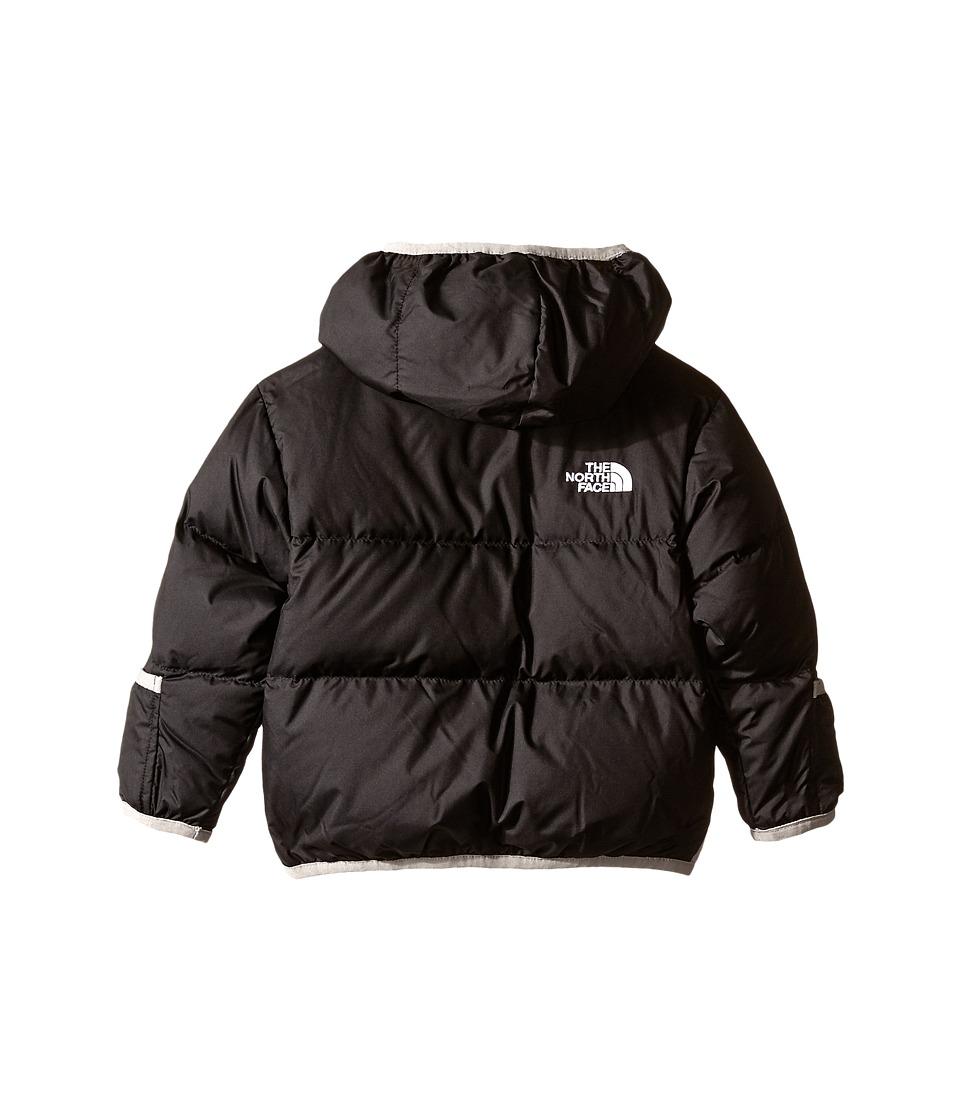 The North Face Kids - Reversible Moondoggy Jacket (Infant) (TNF Black (Prior Season)) Kid's Coat
